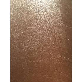 Napa leather molding brown